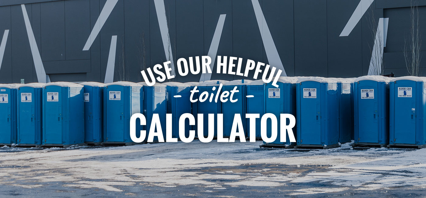 Handi-Can Toilet Calculator